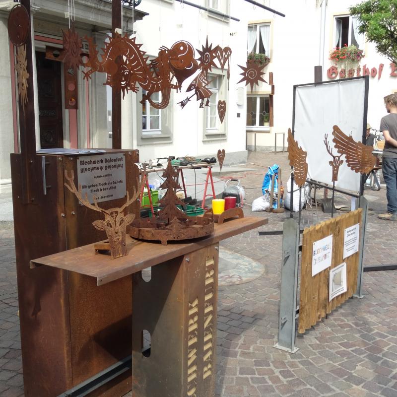 """Bild zu Blog-Artikel Supersamstag """"Herbstgefühle"""" in Weingarten"""