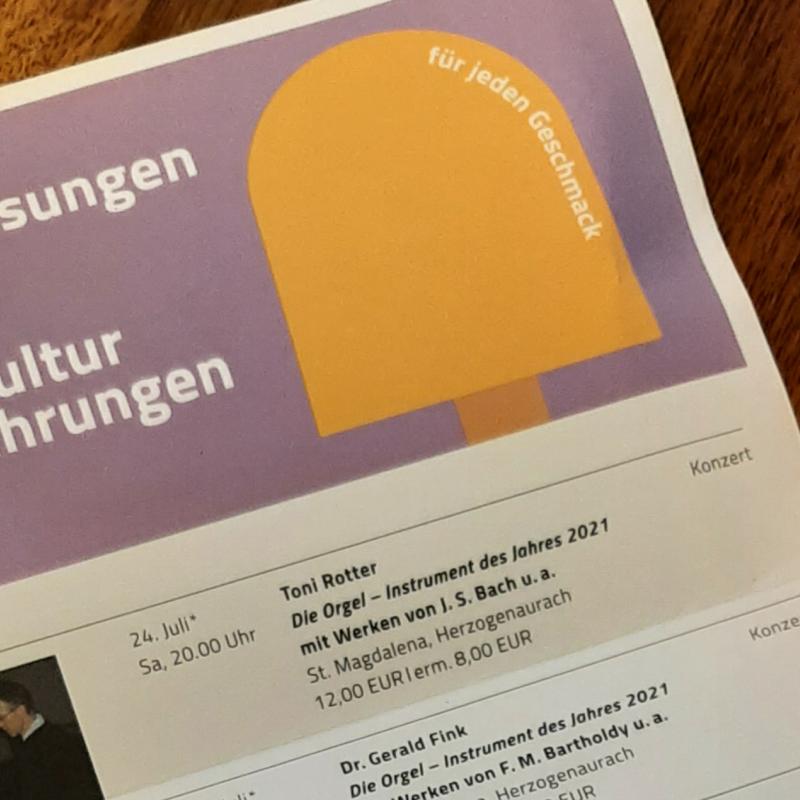Bild zu Blog-Artikel herzoSOMMER: Kultur satt in Herzogenaurach
